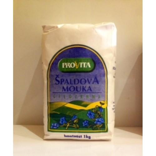 Provita Špaldová múka celozrnná 1kg