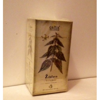 Grešík žihľavový čaj 20g