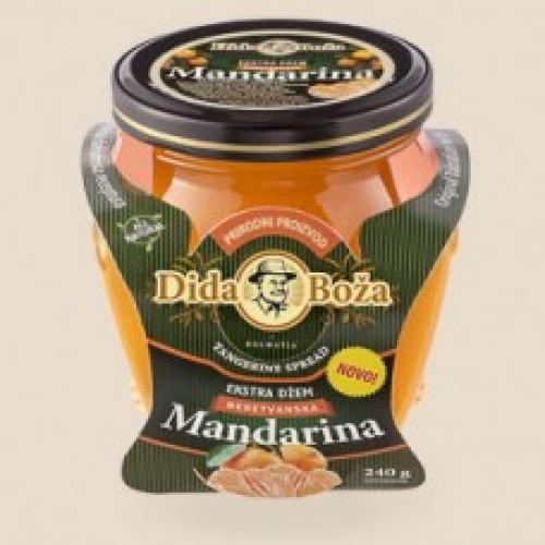 Dida boža Džem mandarinkový 240 g