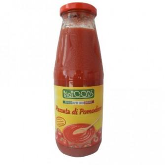 La Finestra Pasírované paradajky BIO 680g