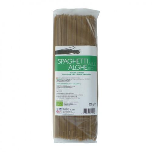 La Finestra Špagety semolinové s morskými riasami BIO 500 g