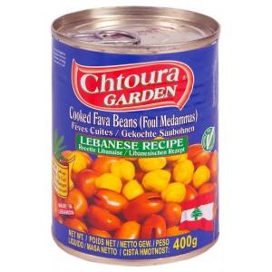 Chtoura Garden Foul Medammas 400g