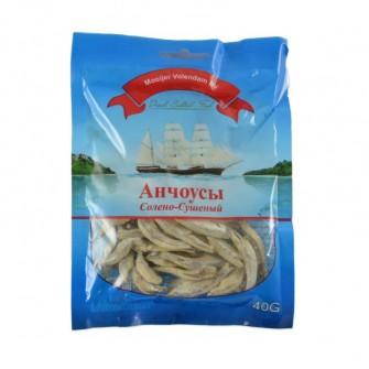Ančovičky slané  sušené 40 g