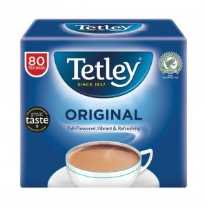 Tetley anglický čaj Original 250g