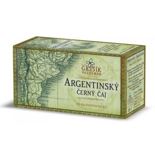 Grešík Argentínsky čierny čaj 50g