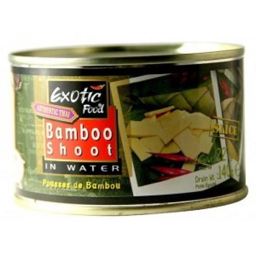 Exotic Food Bambusové výhonky plátky 227g