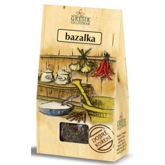 Grešík Bazalka 20g