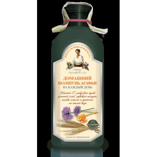 Babička Agáta bylinný šampón proti vypadávaniu vlasov 350ml