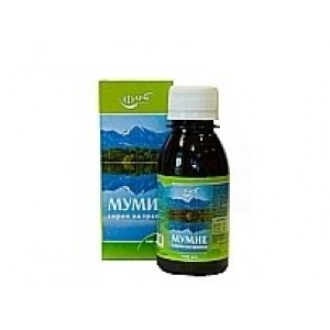 Farmgroup sirup Mumio s bylinkami 100ml