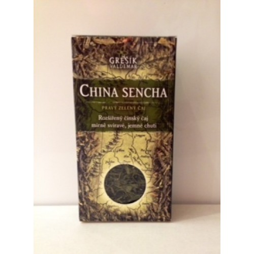 Grešík China Sencha 70g
