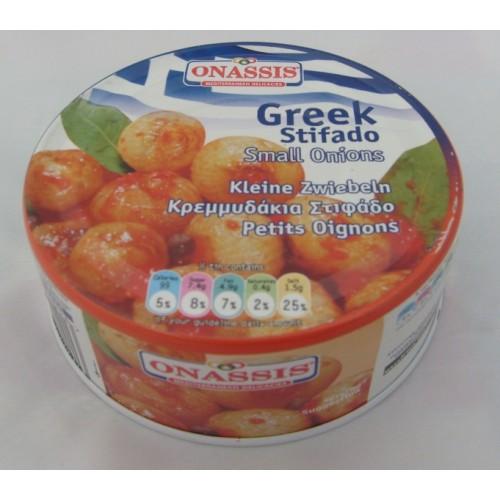 Onassis Malé cibuľky v paradajkovom pyré 280g