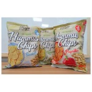 Trafo Cícerové chipsy s rozmarínom BIO 75g
