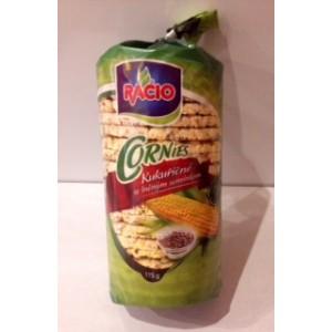 Racio Cornies kukuričné chlebíky 115g