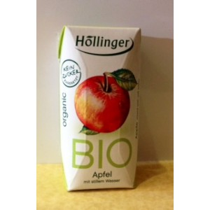 Hollinger Džús jablko bio 200ml
