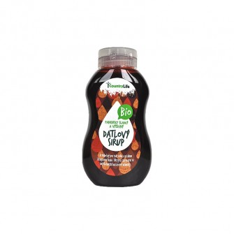 Country Life Bio datľový sirup 250 ml
