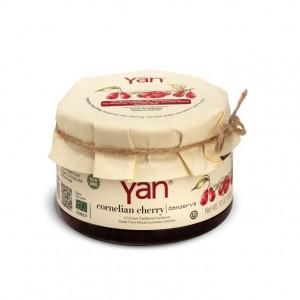Yan Drien s kôstkou v sladkom náleve 300g