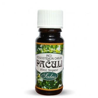 Saloos Pačuli éterický olej 10 ml