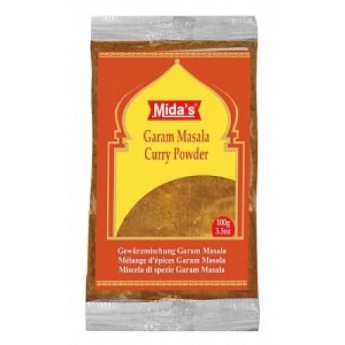 MIDA Garam masala indická zmes 100g