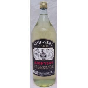 Imiglykos Biele polosladké víno z grécka 2l