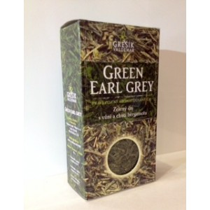 Grešík Green Earl Grey 70g