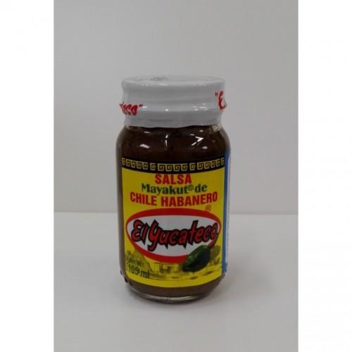 Mayakut salsa habanero 105ml