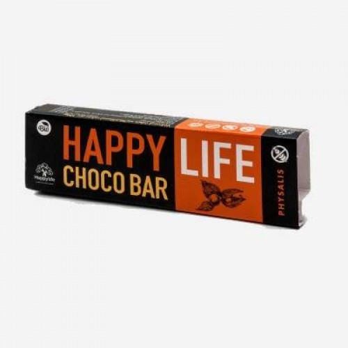 HAPPYLIFE Chocobar čokoládová tyčinka skokosom 35g
