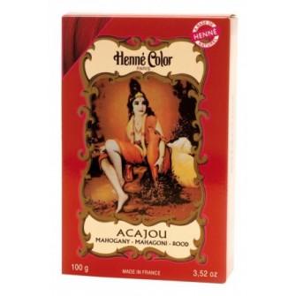 Henné Color Henné Color - MAHAGÓNOVÁ- Acajou 100 g