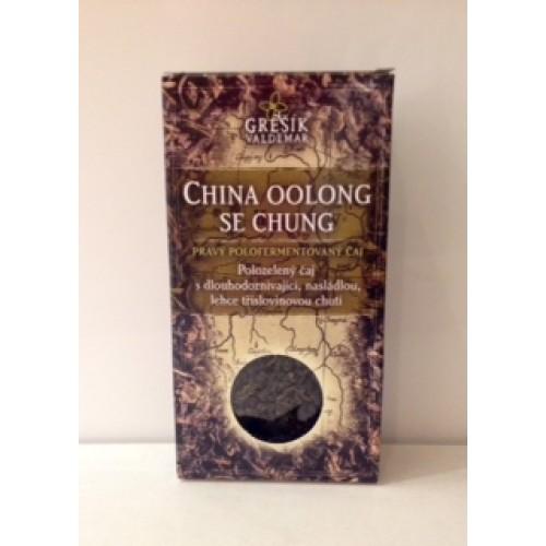 Grešík China Oolong Se Chung 70g