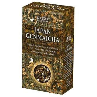 Grešík Čaj Japan Genmaicha 70g