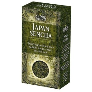 Grešík Čaj Japan Sencha 70g