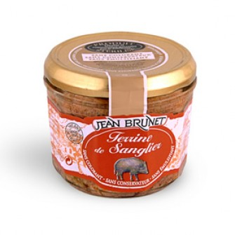 Cuisiné en France Kančia terina  180 g