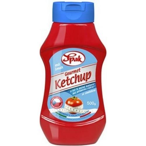 SPAK Kečup jemný bez cukru 500g