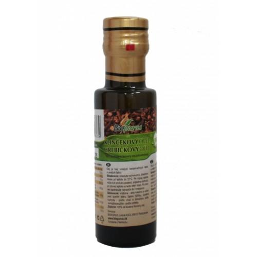 Biopurus Klinčekový olej bio 100 ml