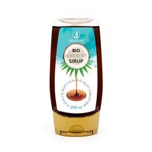 Allnature Sirup kokosový bio 250ml