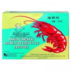 Pidgeon Krevetové chipsy 227g