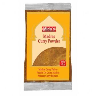 MIDA Kari madraské nepálivé 100g