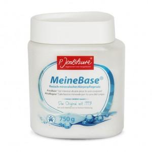 Dr. Jentschura Meine Base zásaditominerálna kúpeľová soľ 750g