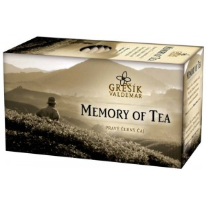 Grešík Memory of Tea 36g