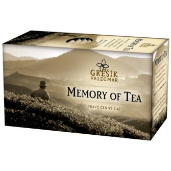 Grešík Memory of Tea 36g