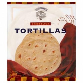 """Nuevo Progreso Mexická Tortilla Flour 10"""" 450g"""