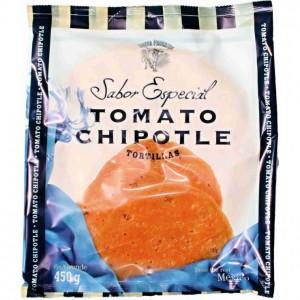 "Nuevo Progreso Mexická Tortilla Tomato/Chili 10""/ 6 ks 450g"
