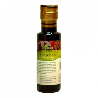 Biopurus Ricinový olej BIO 100ml