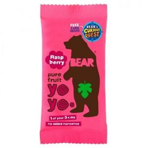 Bear Ovocný mls Malina 20g