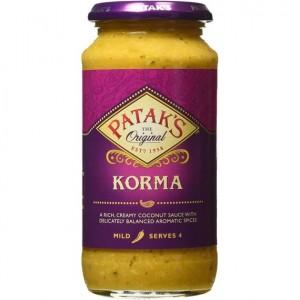 Patak's Korma omáčka 450g