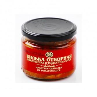 Best Time pečené šproty v paradajkovej omáčke 280g
