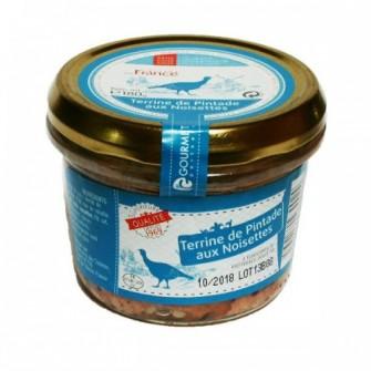 Cuisiné en France Terina z Perličky s lieskovými orieškami 180g