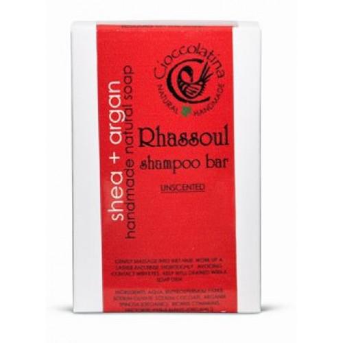 Cioccolatina Mydlo na umývanie vlasov rhassoul 100g
