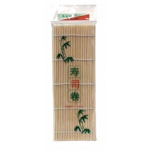 Bambusová podložka na sushi 24x24cm