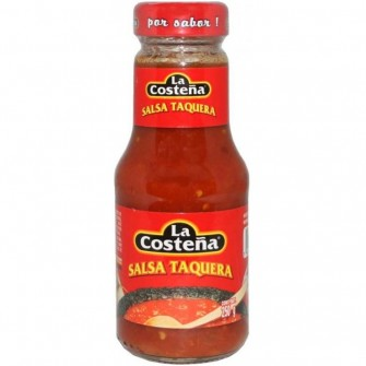 La Costena Salsa Taquera 250g