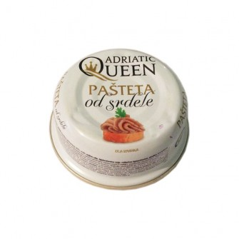 Adriatic Queen Sardinkový krém 95 g